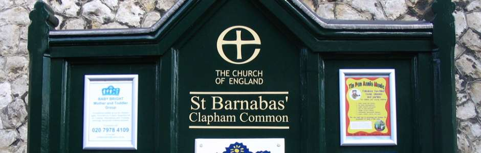 St Barnabas Clapham Common