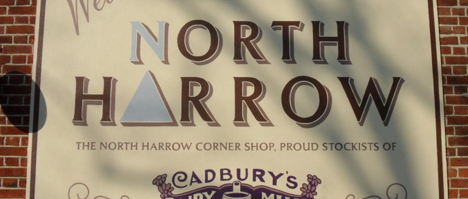 north-harrow-cadburys-sign