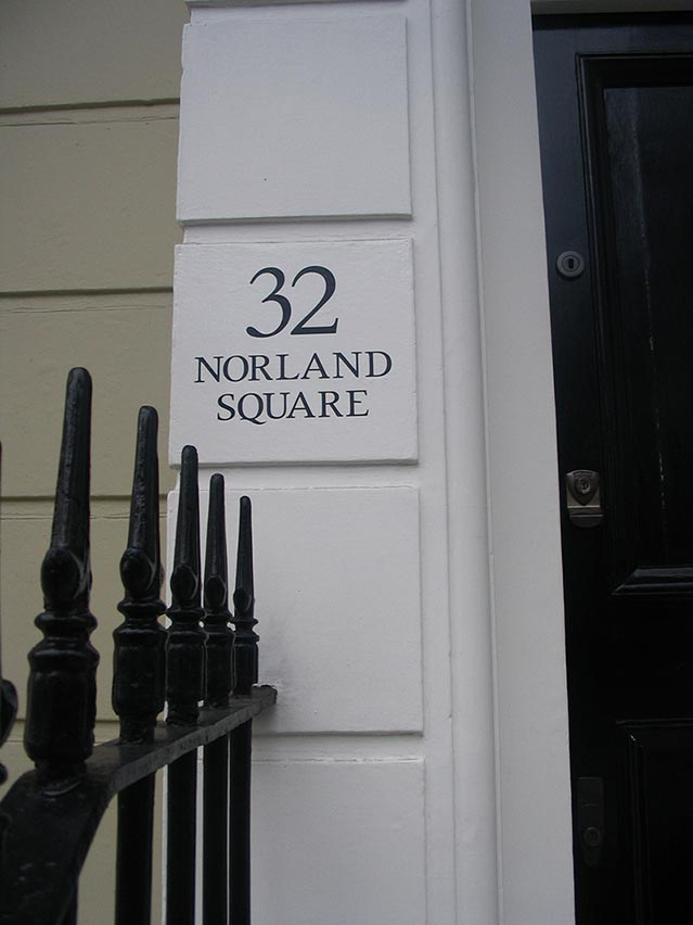 32 Norland Square
