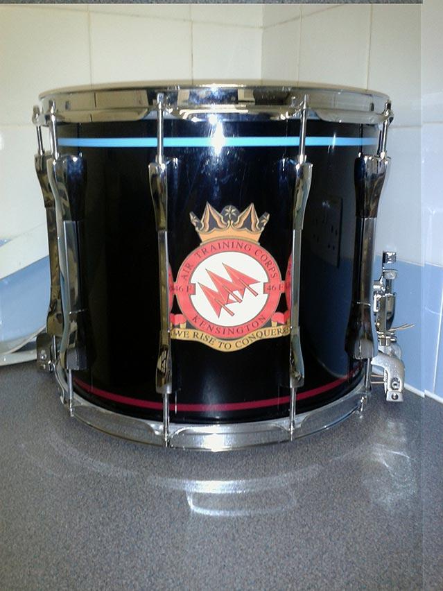 46F ATC Drums