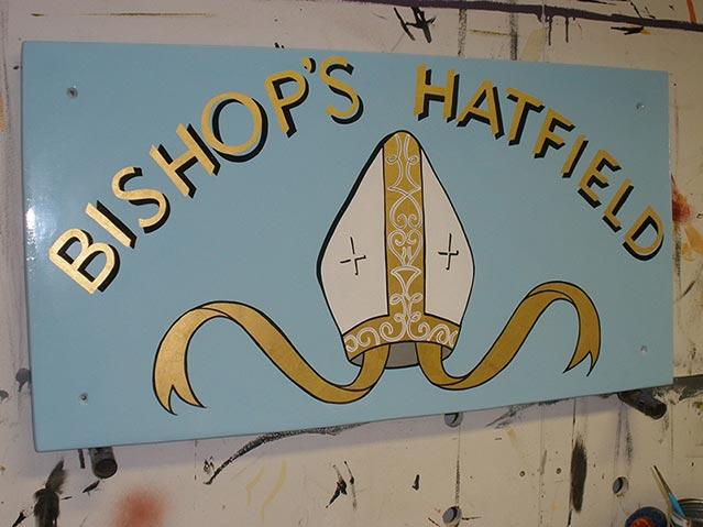 Bishops Hatfield
