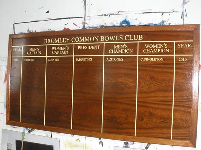 Bromley Bowls Club