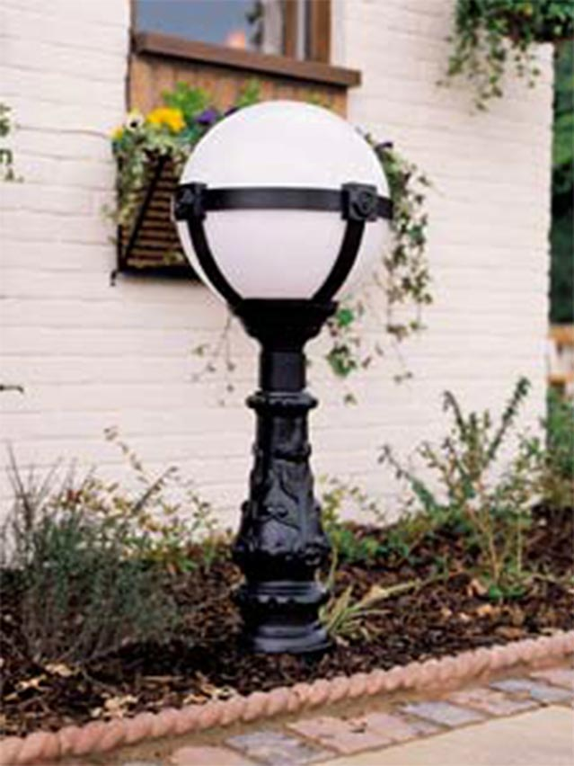 Charles Globe Light
