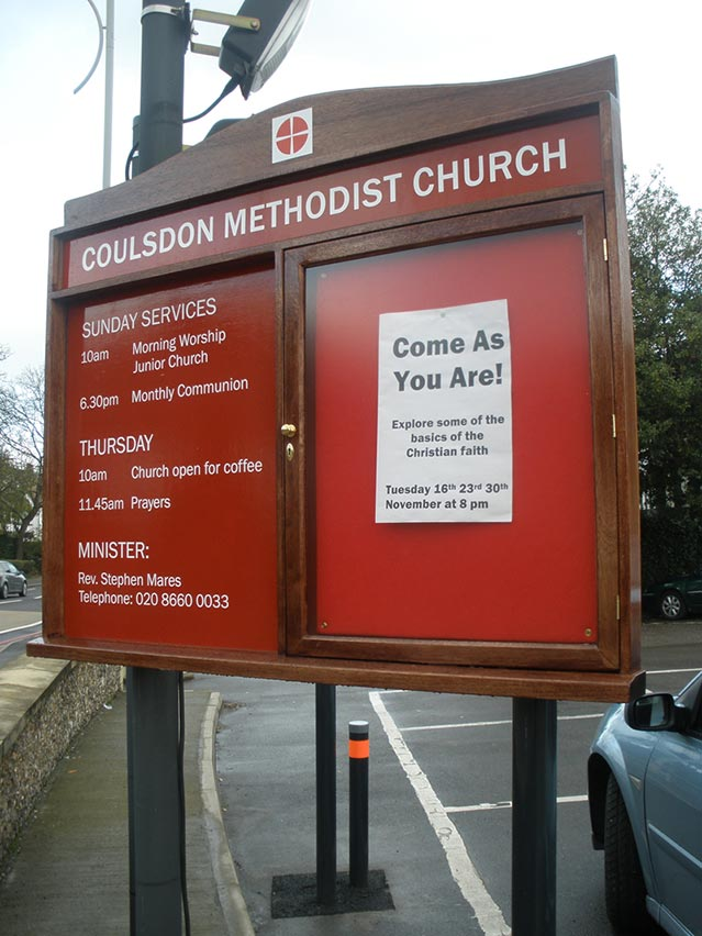Coulsdon Methodist Church