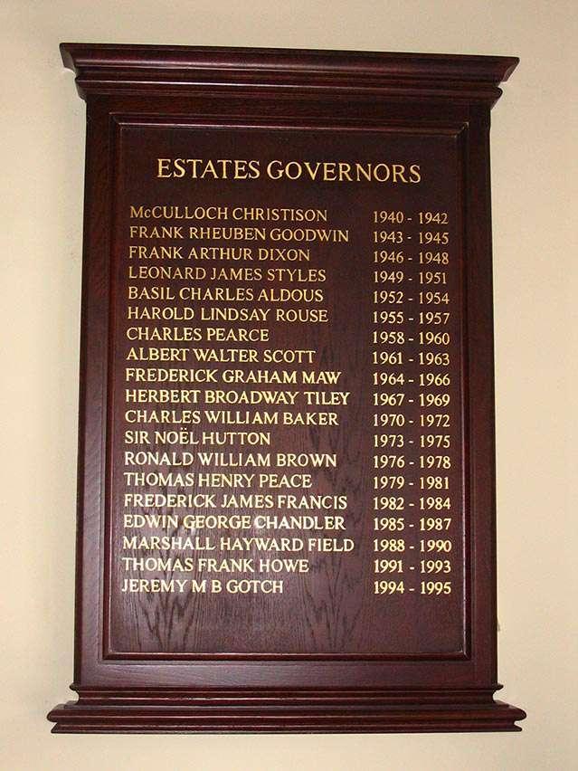 Dulwich Board Room