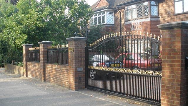 Gilded Gates