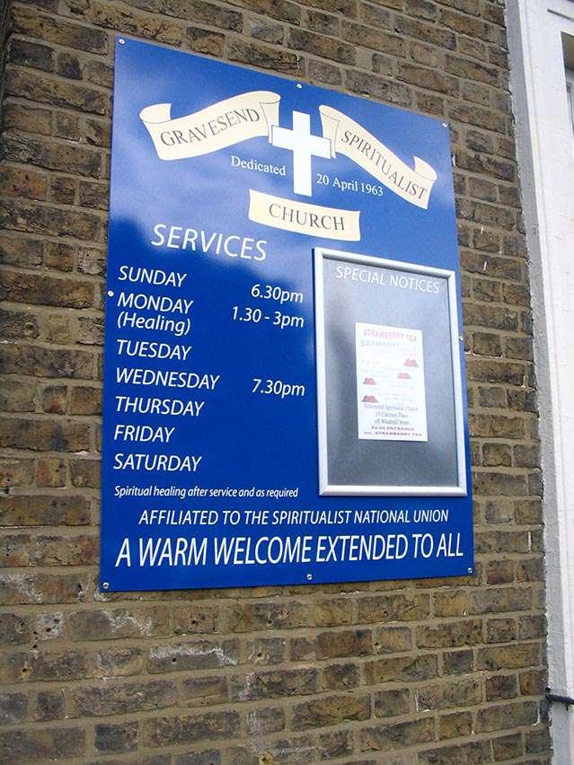 Gravesend Spiritualist Church