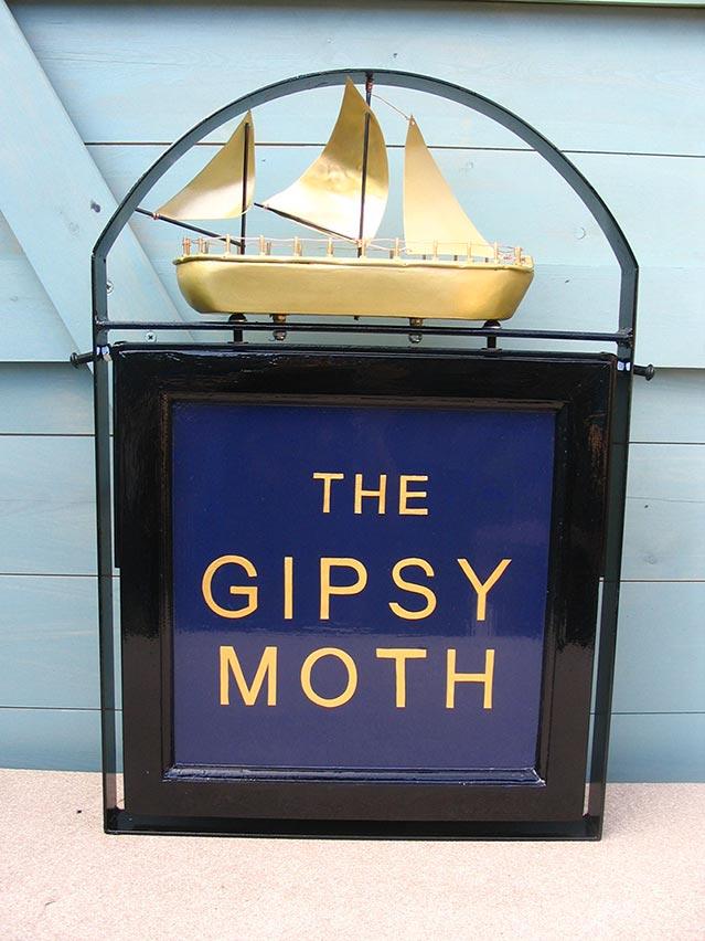 The Gipsy Moth