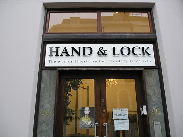 Hand And Lock