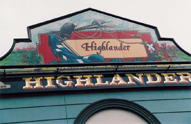 Highlander Windsor