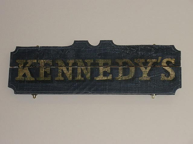 Kennedy's Goswell