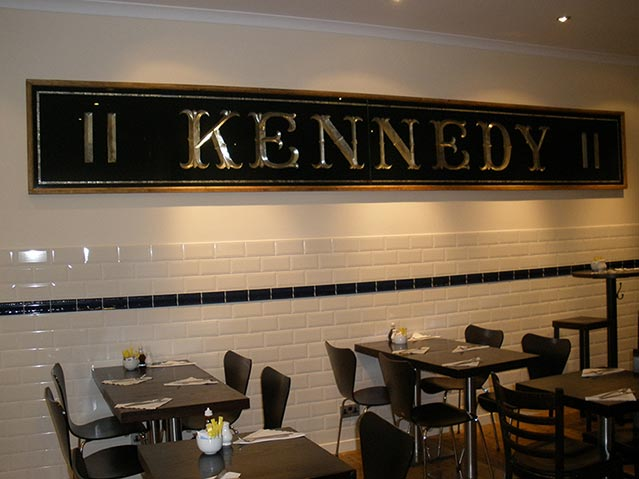 Kennedy's Goswell Road