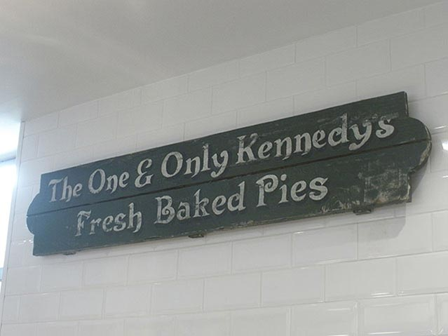 Kennedy's Pies