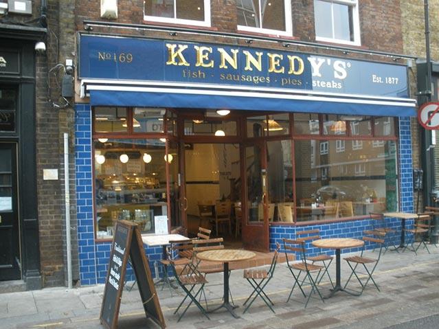 Kennedy's Whitecross