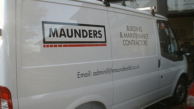 Maunders
