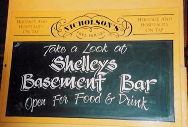 Nicholsons Bar