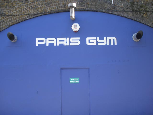 Paris Gym