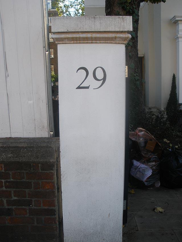 29 Pembroke Road