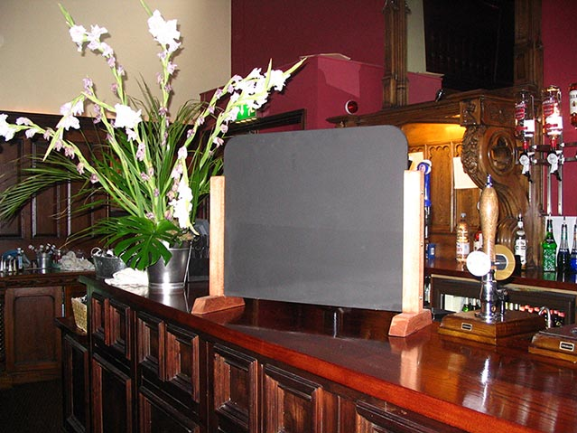 Plain Chalk Boards