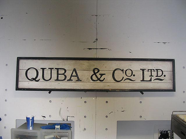 Quba & Co Ltd