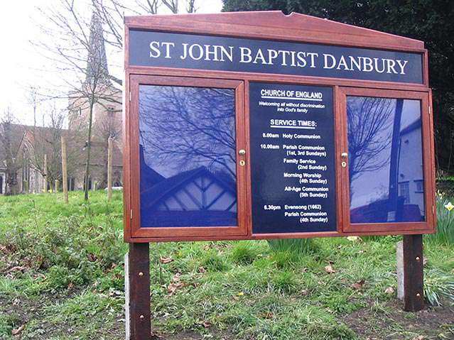 St John Danbury