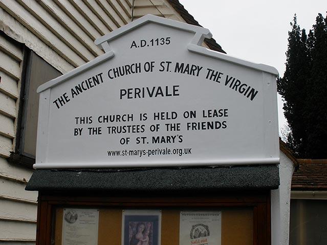 St Mary's Perivale