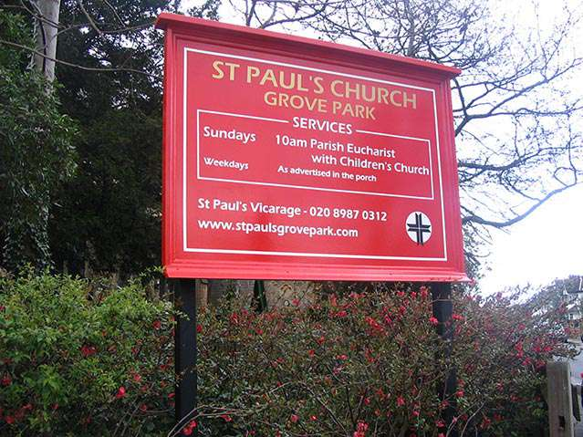 St Pauls Church