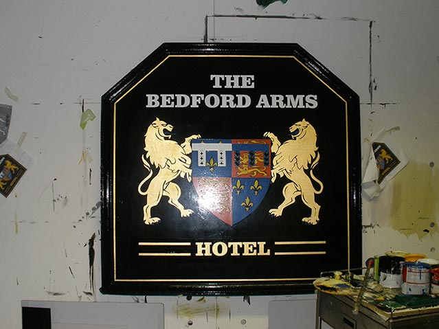 The Bedford Arms