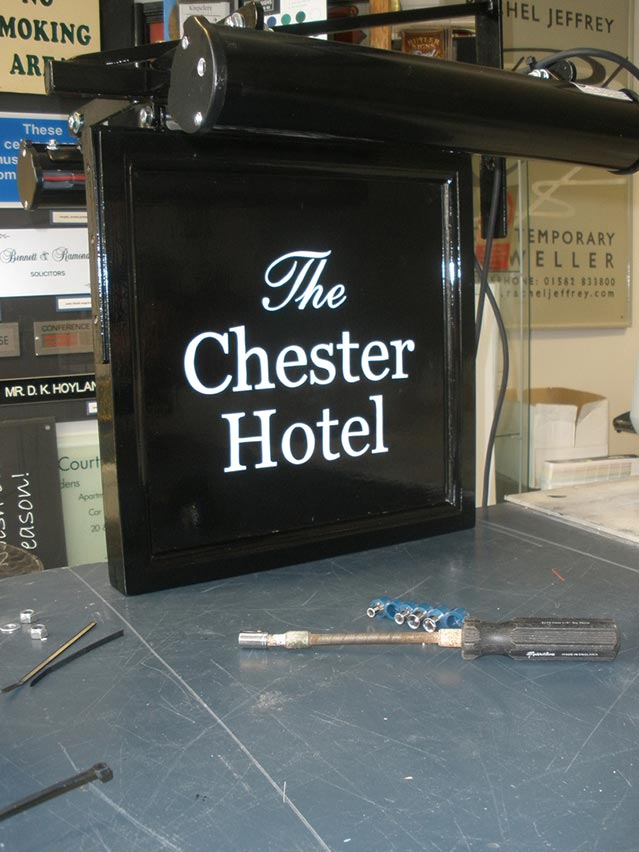 The Chester Hotel