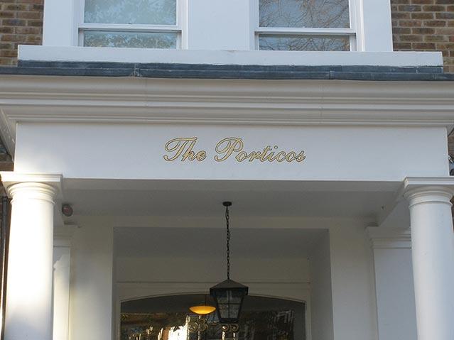 The Porticos