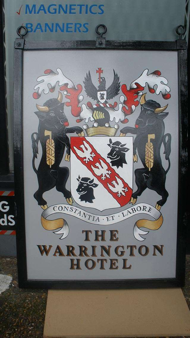 The Warrington Hotel