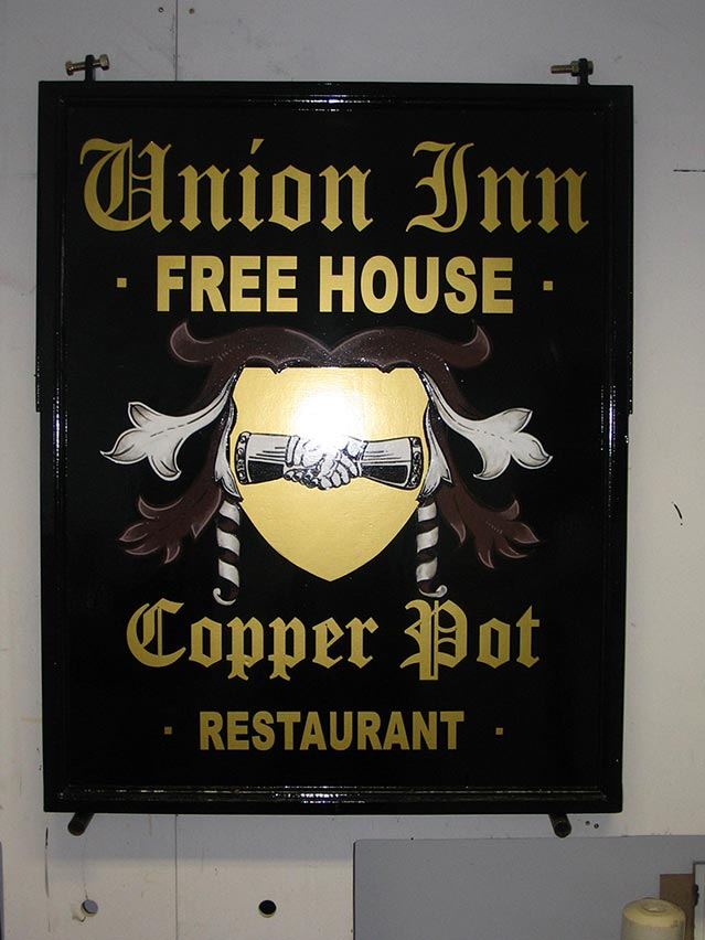 Union Inn And Copper Pot