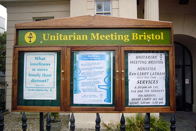 Unitarian Church Bristol