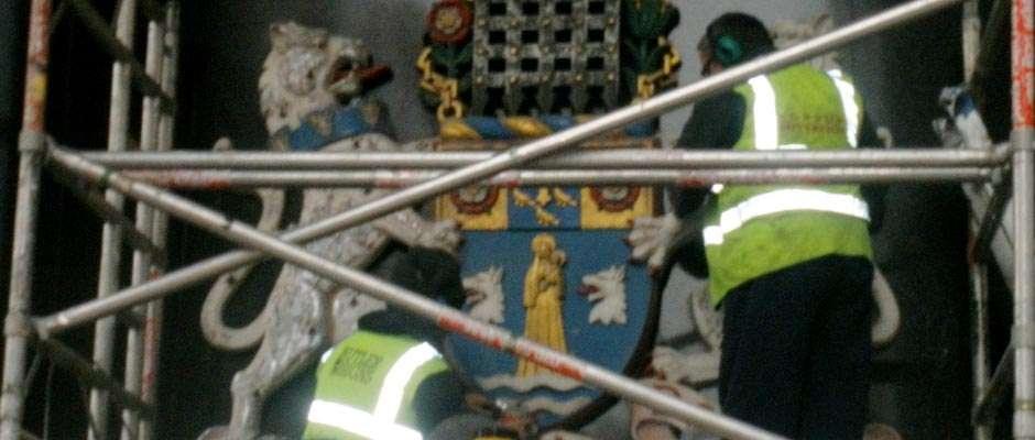 Crest Installation